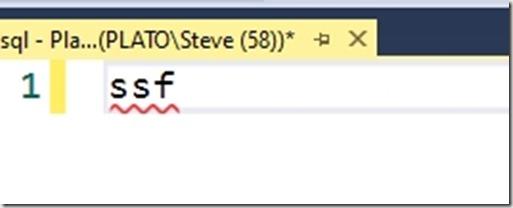 2020-04-08 11_39_40-SQLQuery1.sql - Plato_SQL2017.sandbox (PLATO_Steve (58))_ - Microsoft SQL Server
