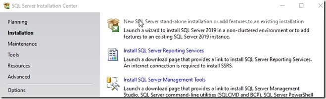 2020-04-30 11_08_06-SQL Server Installation Center