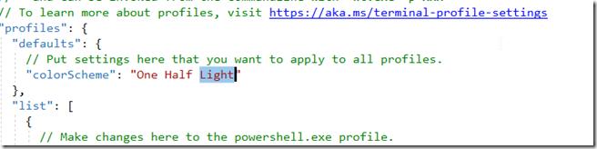 2020-05-19 14_12_43-settings.json - Microsoft Visual Studio