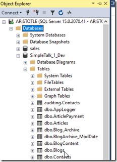 2020-07-07 17_56_15-SQLQuery1.sql - ARISTOTLE_SQL2017.Sandbox (ARISTOTLE_Steve (54)) - Microsoft SQL