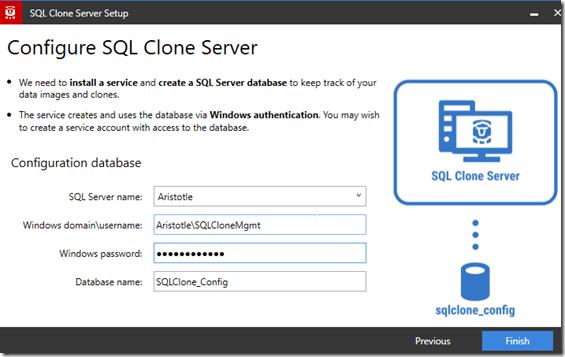 2020-07-30 16_27_25-SQL Clone Server Setup