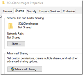 2020-07-30 16_34_40-SQLCloneImages Properties