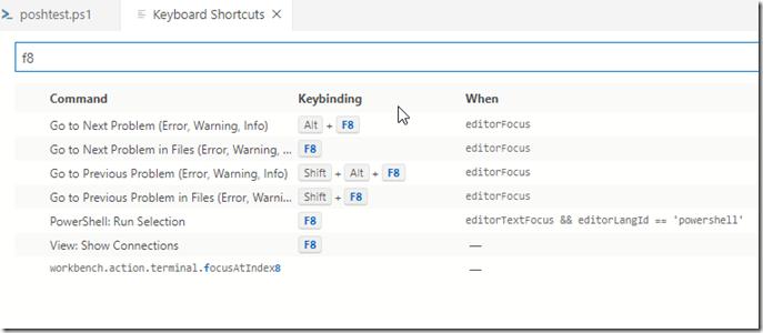 2020-09-11 14_44_21-Keyboard Shortcuts - Data Analysis - Azure Data Studio