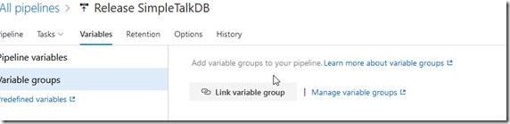 2020-10-21 14_54_57-Release SimpleTalkDB - Pipelines