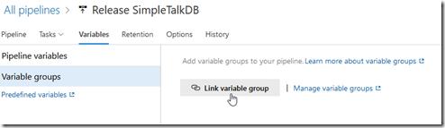2020-10-21 15_03_26-Release SimpleTalkDB - Pipelines