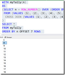 2021-04-19 13_58_58-SQLQuery5.sql - ARISTOTLE.DMDemo_5_Prod (ARISTOTLE_Steve (61))_ - Microsoft SQL