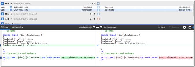 2021-08-03 15_21_24-SQL Compare - E__Documents_SQL Compare_SharedProjects_(local)_SQL2017.SimpleTalk