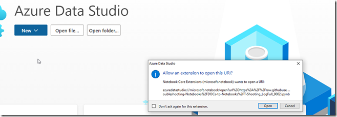 2021-08-10 17_51_54-Welcome - AdventofCode - Azure Data Studio