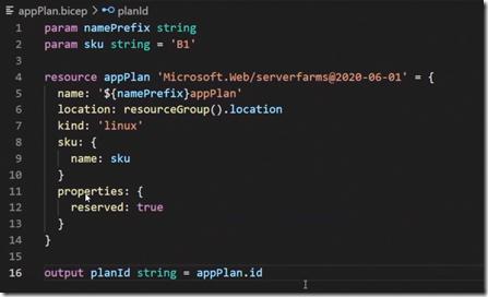 2021-09-14 10_23_36-Bicep language for deploying Azure resources - Azure Resource Manager _ Microsof