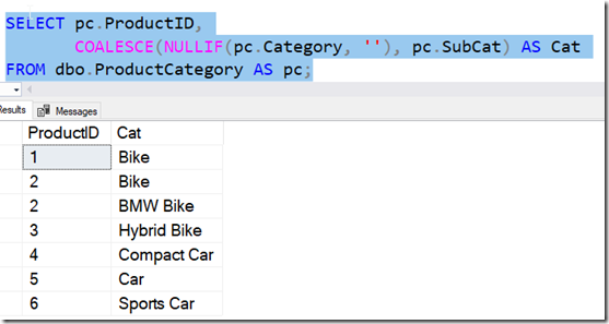 2021-09-20 15_45_56-SQLQuery2.sql - ARISTOTLE_SQL2017.sandbox (ARISTOTLE_Steve (62))_ - Microsoft SQ